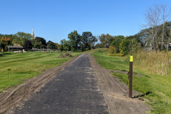 Ice Age Trail Alliance, Ice Age National Scenic Trail, Slinger, Trail Community, Trail Construction, Slinger, Multiuse Path