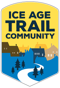 Ice Age Trail, Ice Age National Scenic Trail, Trail Communities, Ice Age Trail Community logo