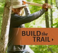 Build the trail