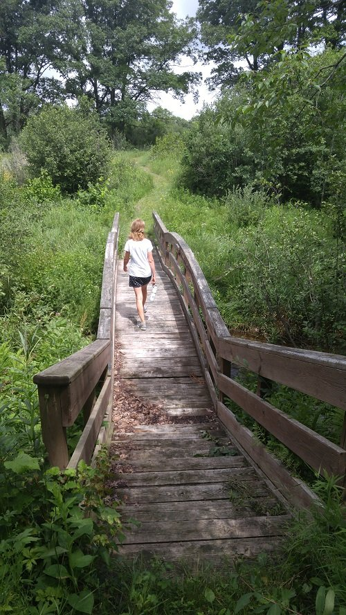Ice Age National Scenic Trail Chaffee Creek Segment Waushara County