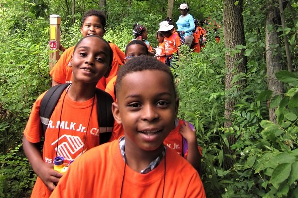 Ice Age Trail Alliance, Ice Age national Scenic Trail, Connecting kids with the Ice age Trail, Sauntering, Saunters, Resources for Hike Leaders